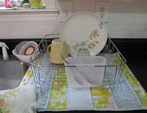 Dish mat